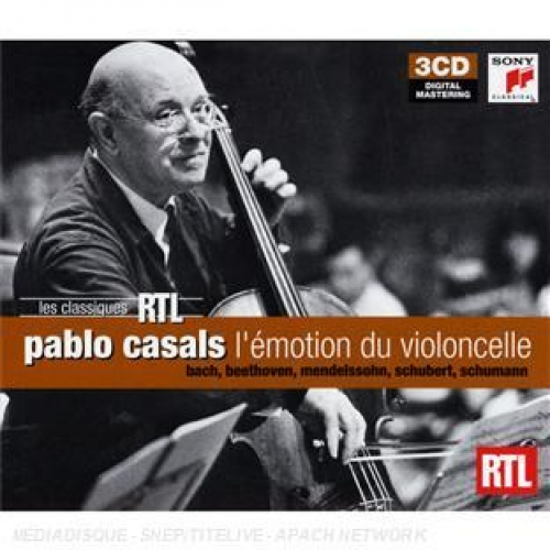 PABLO CASALS : L'EMOTION DU VI