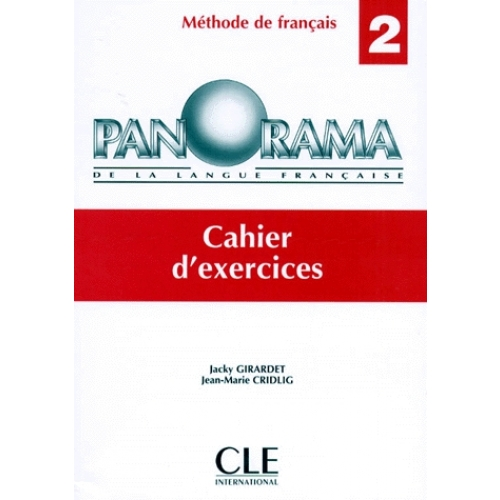PANORAMA NIVEAU 2. Cahier d'exercices