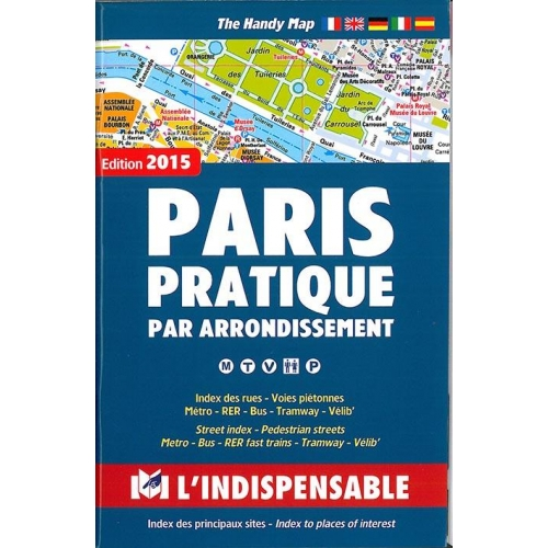 Paris Pratique - Par arrondissement