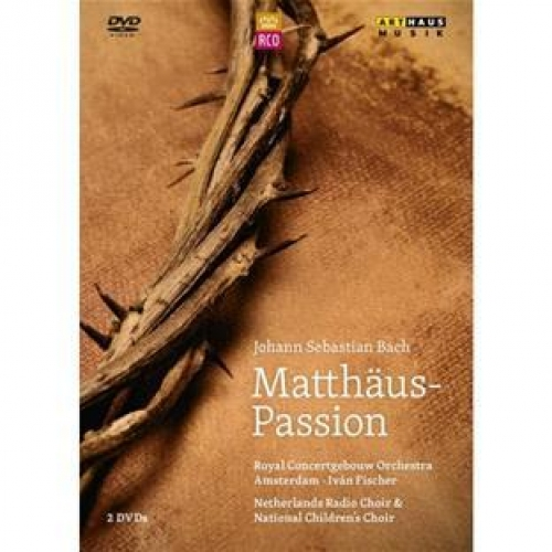 PASSION SELON SAINT MATTHIEU