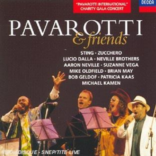 PAVAROTTI & FRIENDS AT MODENE