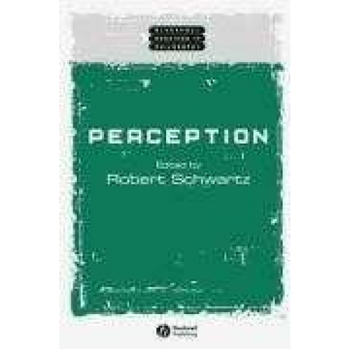 Perception (Blackwell Readings in Philosophy)