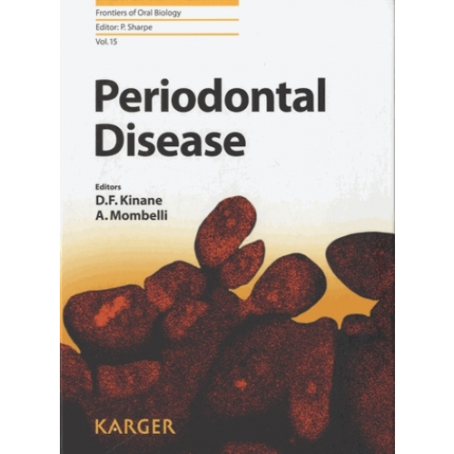 Periodontal Disease - Volume 15 : Frontiers of Oral Biology