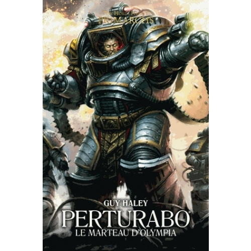 The Horus Heresy Primarchs - Perturabo