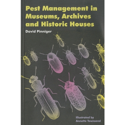 Pest management in museums