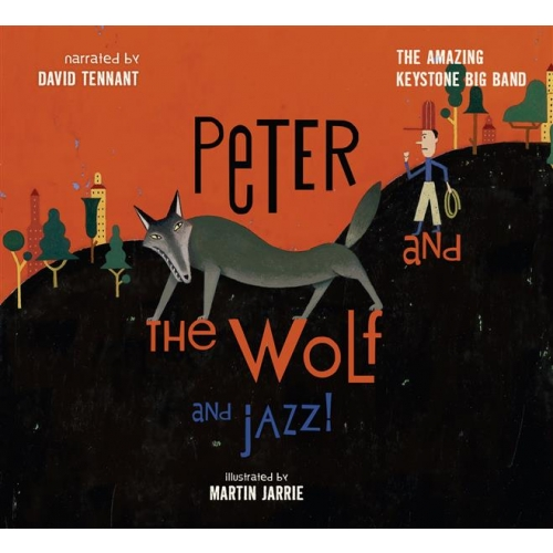 PETER AND THE WOLF - AND JAZZ !