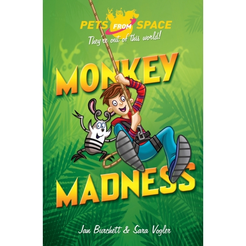 Pets from Space: Monkey Madness