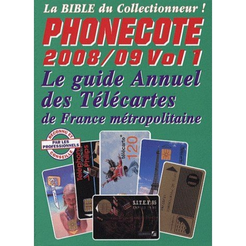 Phonecote - Télécartes Catalogue de cotes