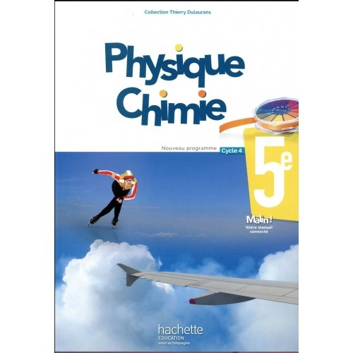 Physique-chimie 5e Cycle 4