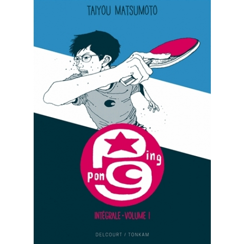 Ping Pong Intégrale Tome 1