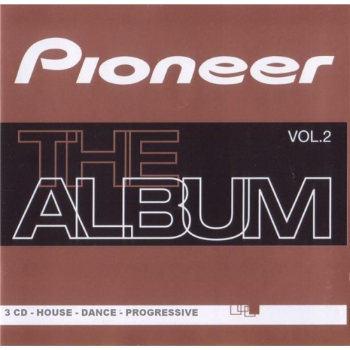 PIONEER ; THE ALBUM ; VOLUME 2
