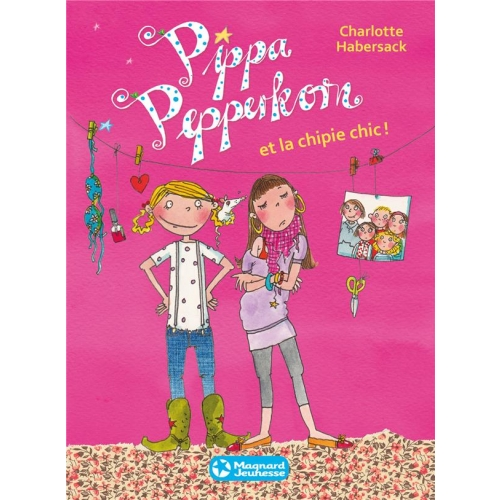 Pippa Pepperkorn Tome 3 - Pippa Pepperkorn et la chipie chic !