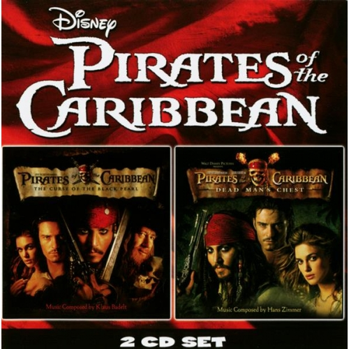 PIRATES OF THE CARIBBEAN VOL 1 / PIRATES OF THE CARIBBEAN VOL 2