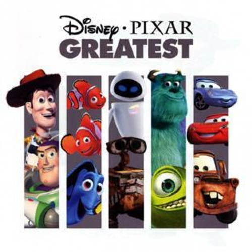 PIXAR GREATEST HITS
