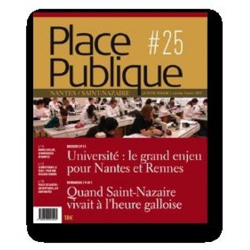 Place Publique N° 25