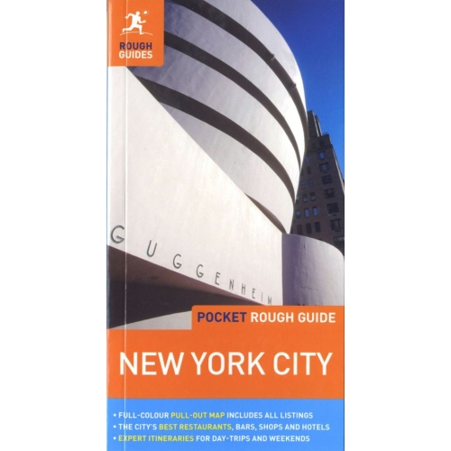 Pocket rough guides New York