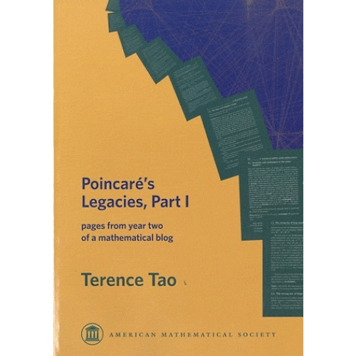 Poincaré's Legacies - Volume 1, Pages from Year Two of a Mathematical Blog