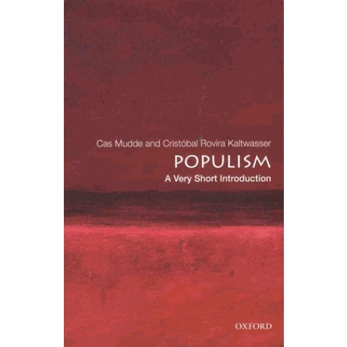 Populism - A Very Short Introduction