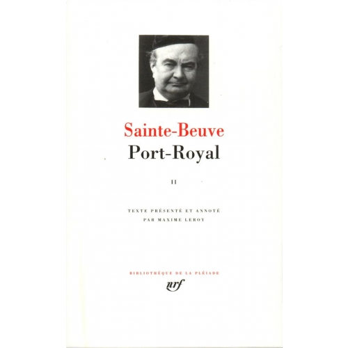 PORT-ROYAL. Tome 2
