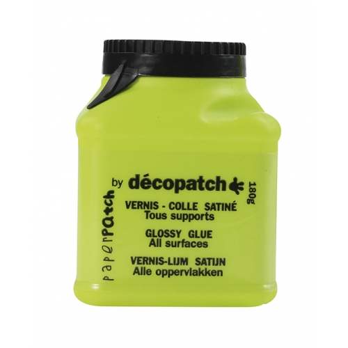 Pot de vernis colle Paperpatch 150 ml Décopatch