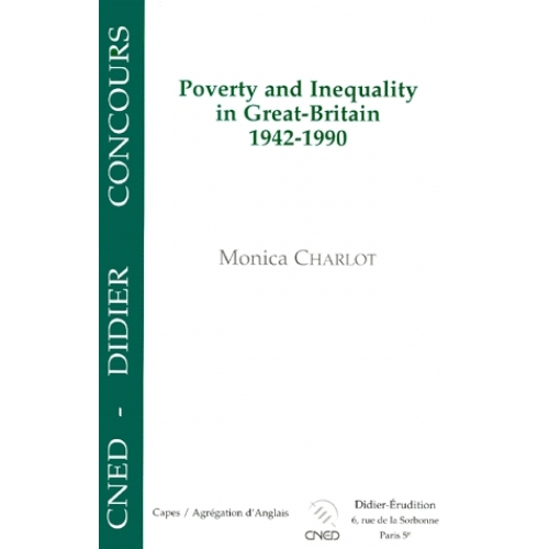 Poverty and inequality in Great-Britain, 1942-1990