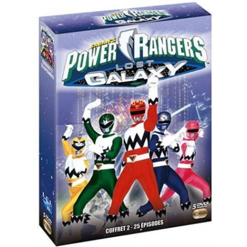 POWER RANGERS LOST GALAXY 2