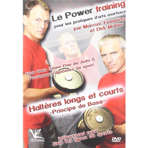 POWER TRAINING PRATIQUES D ARTS MARTIAUX