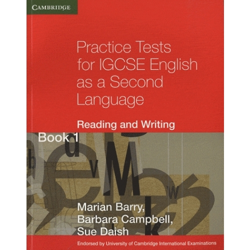 Practice Tests for IGCSE English as a Second Language - Reading and Writing