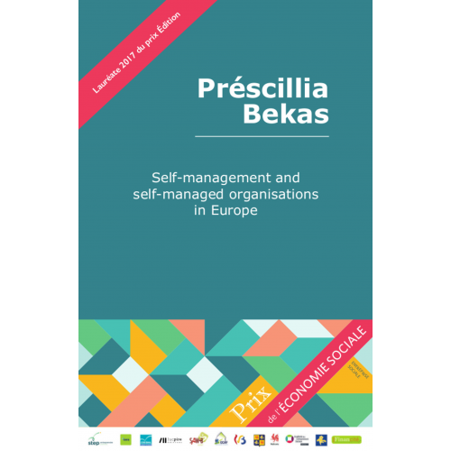 Préscillia Bekas TFE 2017 - Self-management and self-managed organisations in Europe