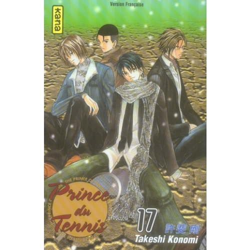 Prince du Tennis Tome 17
