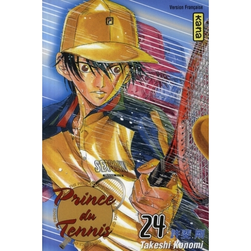 Prince du Tennis Tome 24
