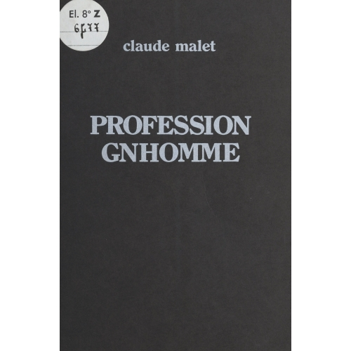 Profession gnhomme