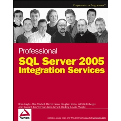 Professional SQL Server 2005 Integration Service