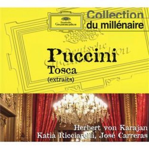 PUCCINI TOSCA (EXTRAITS)