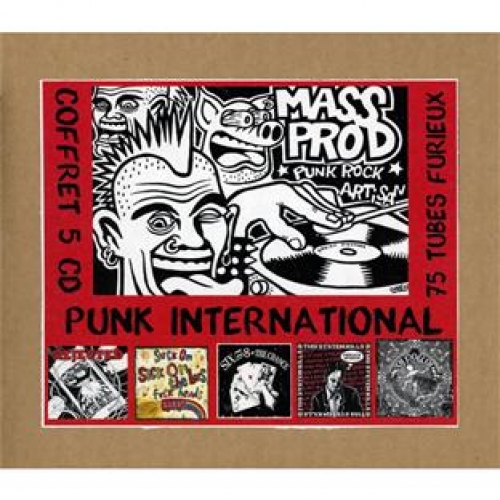 PUNK INTERNATIONAL