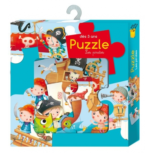 Puzzle Les pirates