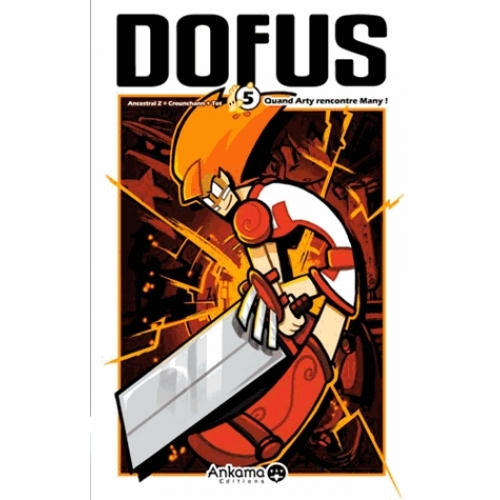 Dofus Tome 5 - Quand Arty rencontre Many !
