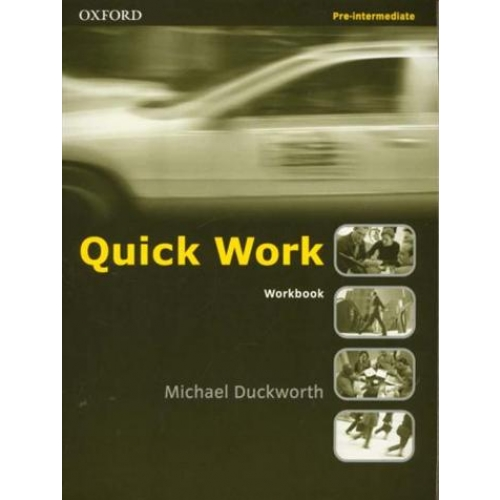 Quick Work pre-intermediate - Workbook