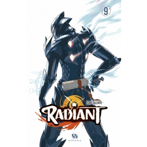 Radiant Tome 9