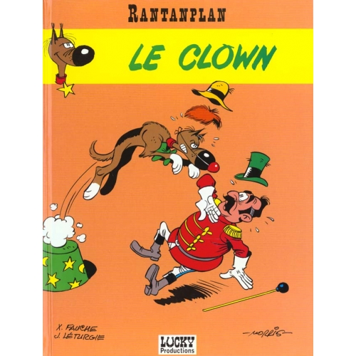 Rantanplan Tome 4 - Le clown