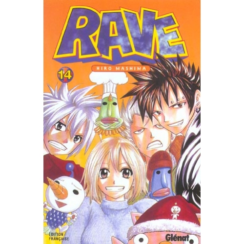 Rave Tome 14 - Rave. Tome 14