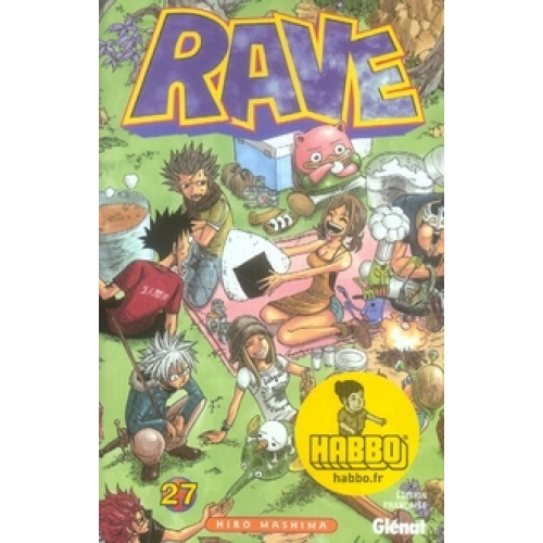 Rave Tome 27