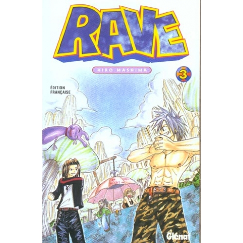 Rave Tome 3