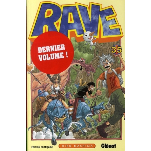 Rave Tome 35