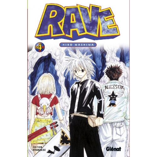 Rave Tome 4
