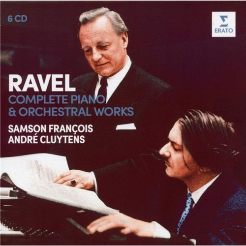 RAVEL : OEUVRES PIANO & ORCHESTRE