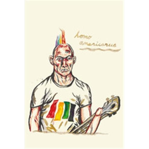 Raymond Pettibon - Homo Americanus Collected Works