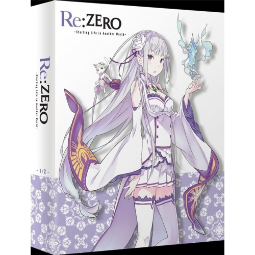 RE:ZERO - STARTING LIFE IN ANOTHER WORLD - PART 1/2