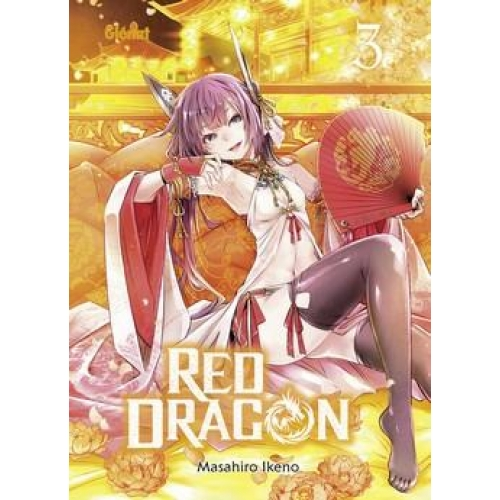 Red Dragon Tome 3