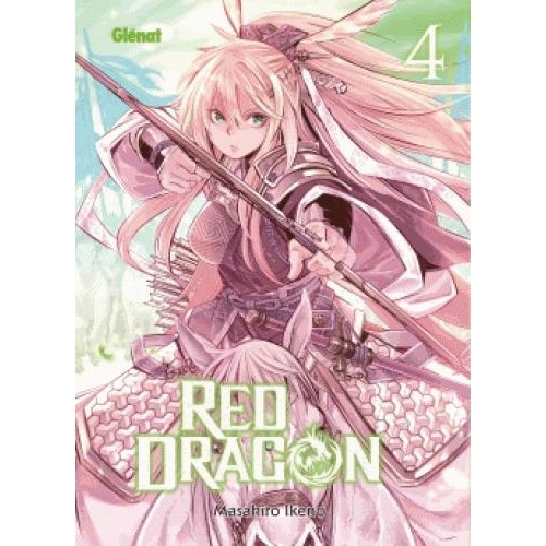 Red Dragon Tome 4